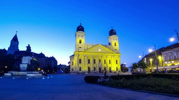 Kossuth tér, Nagytemplom, Debrecen, Magyarország