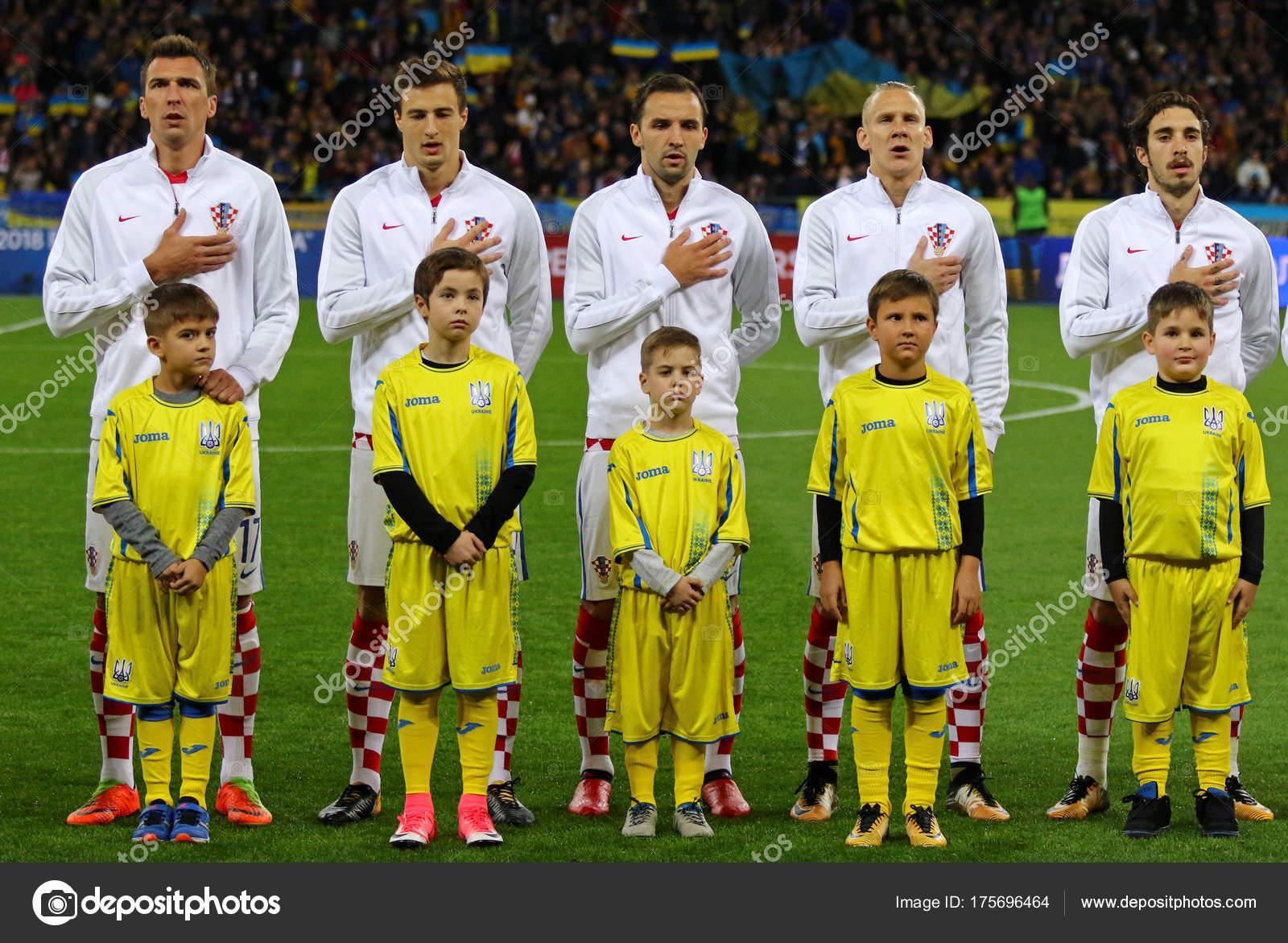 Spieler Ukraine
