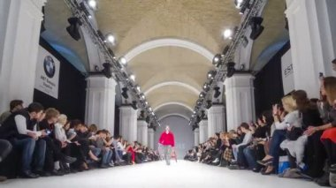 Ukrainian Fashion Week FW18-19: collection by BENDUS