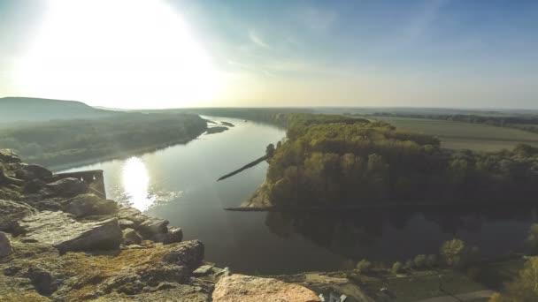 Vliv řek Dunaj a Morava u Bratislavy, Slovensko