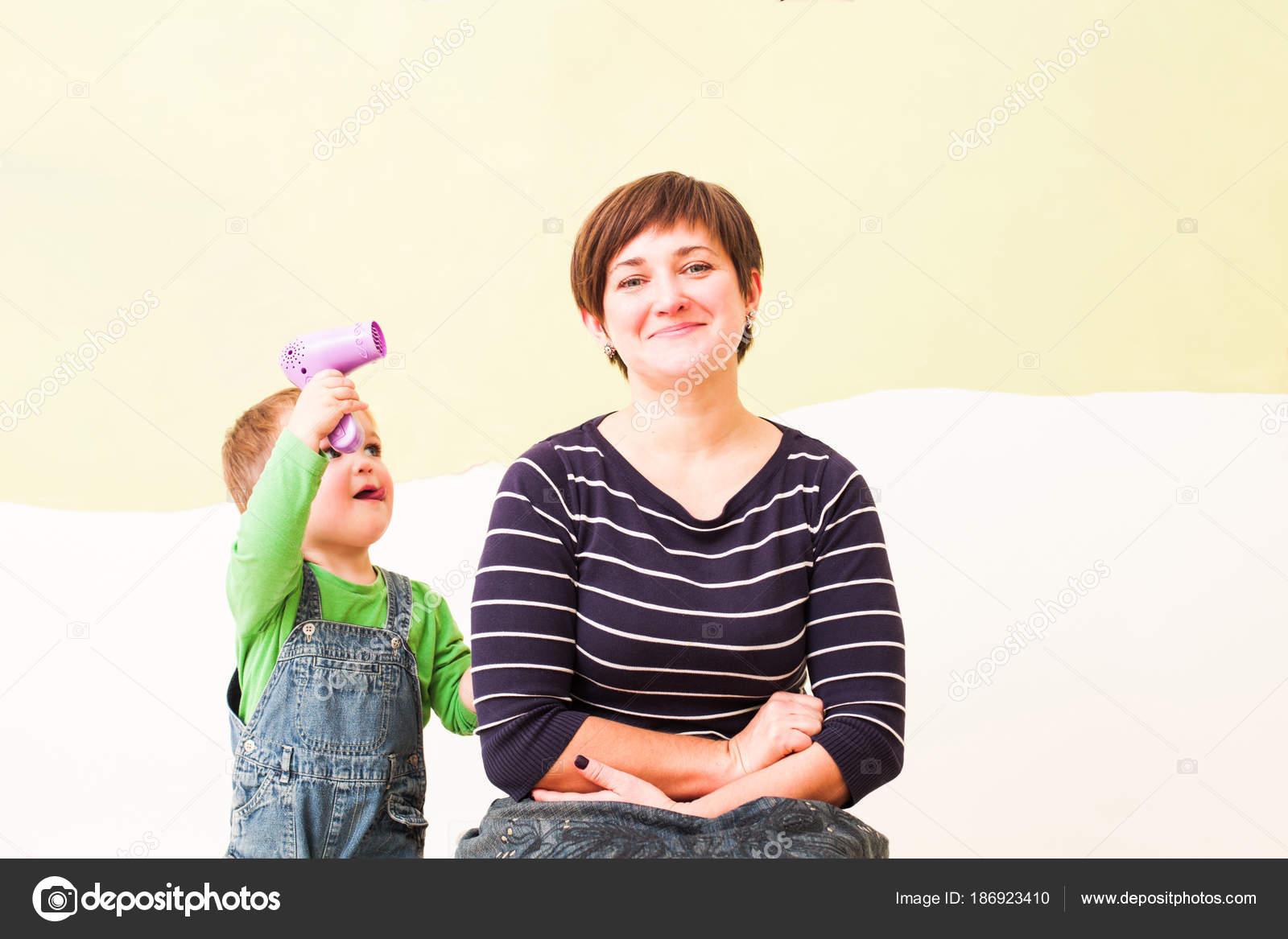 the childrens hairdresser stock photo oksixx 186923410