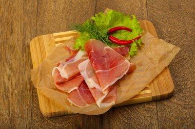 Delicious Ham serrano