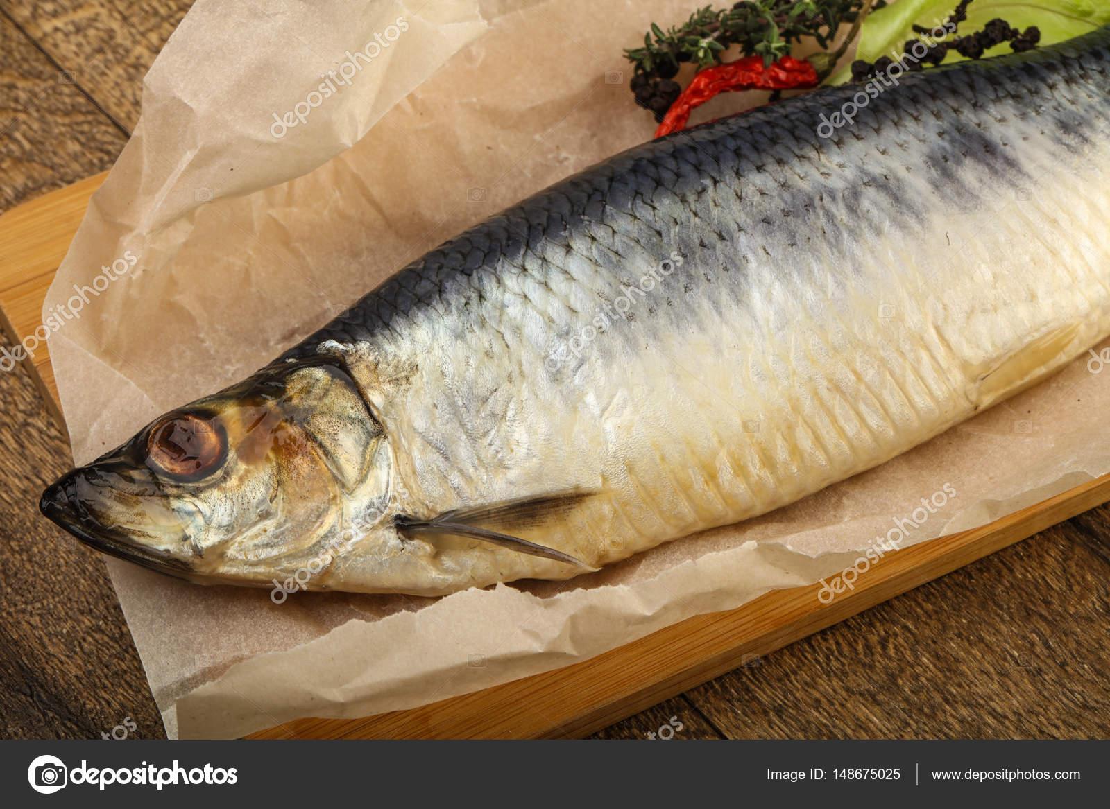 Salted Herring Fish Stock Photo C Andreyst 148675025