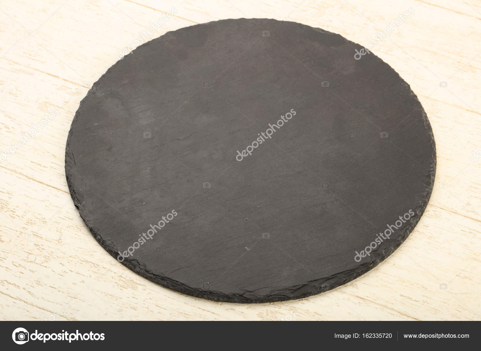 black stone plate stock photo andreyst 162335720