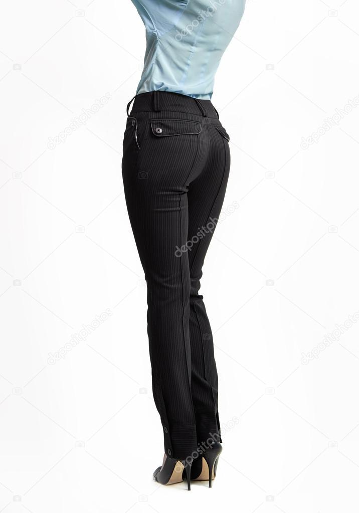 87d926778cc439 Conceito de moda feminino. Comprimento total de mulher de salto alto ...