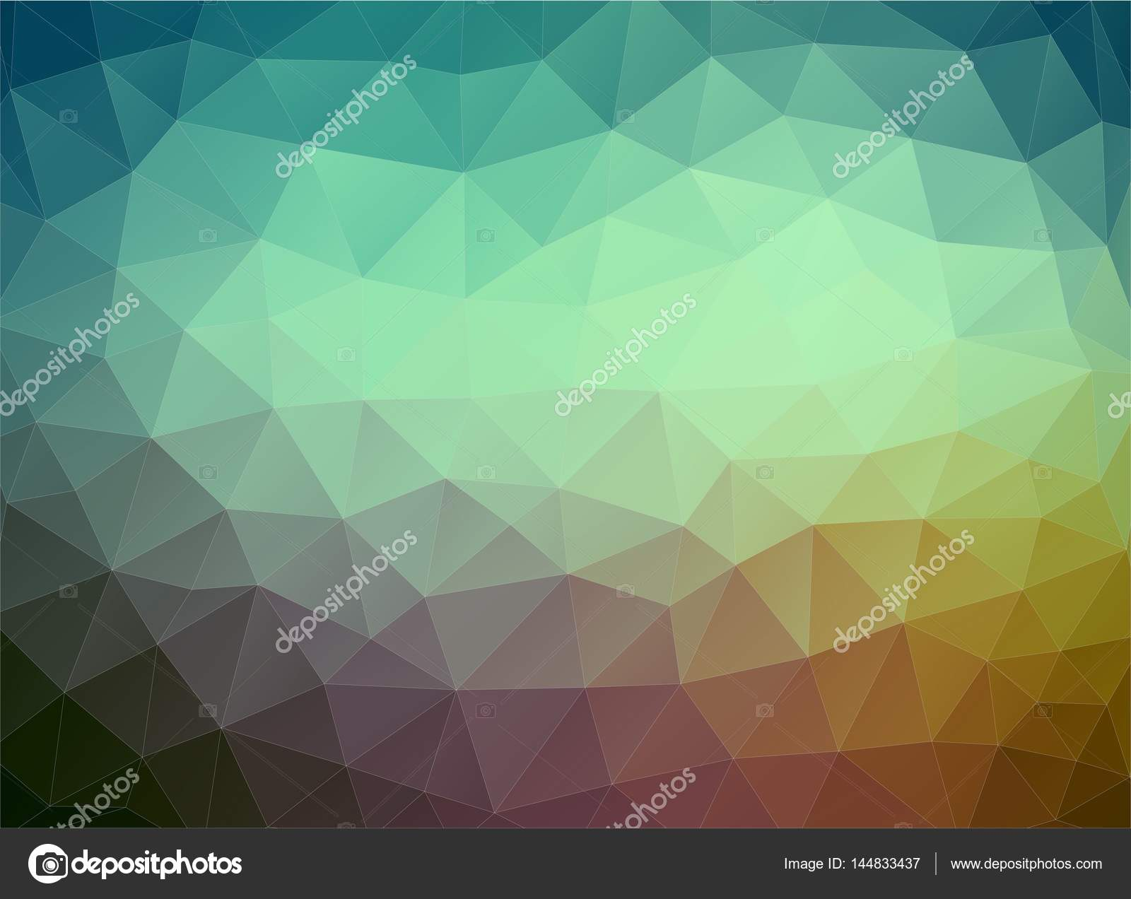 Flat Geometric Triangle Pattern Wallpaper Vector Background By Ishmel