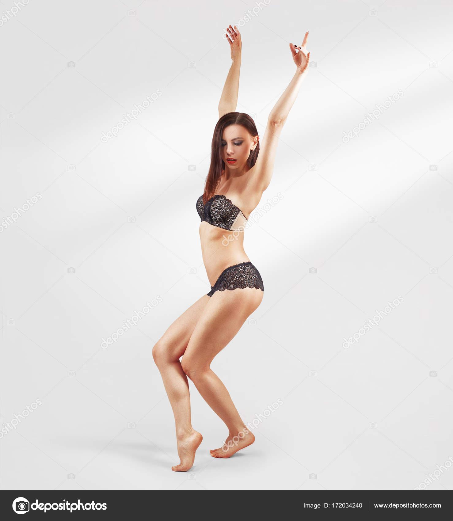 Consider, girls naked muscle training tube