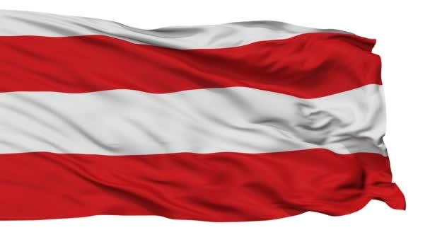 Izolované Brno městská vlajka, Česká republika