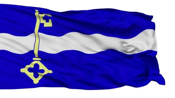 Izolované De Marne městská vlajka, Nizozemsko