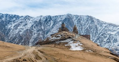 church in Georgia, Caucasus