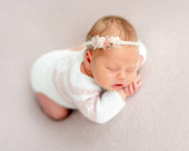 Krásné novorozenecké sny