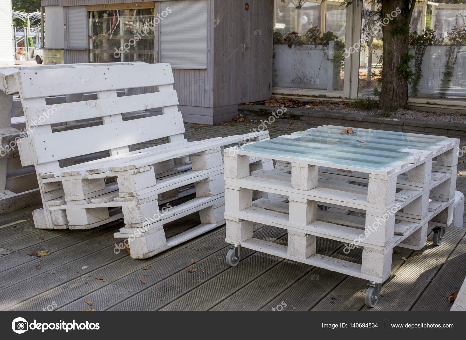 Mobili pallet beautiful with mobili pallet interesting - Mobili di pallets ...