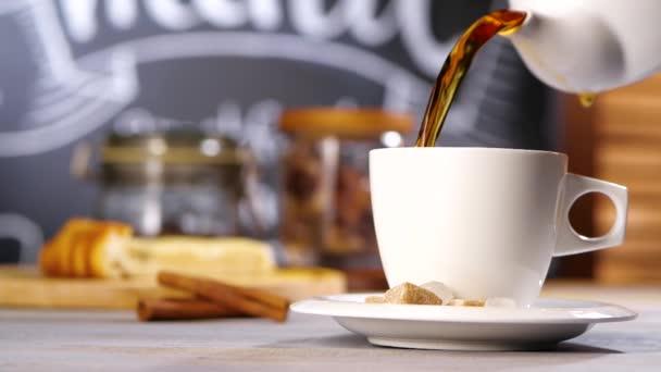 csésze tea