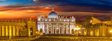 Basilica of Saint Peter in Vatican