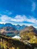Fotografie Alpy a jezera v Německu