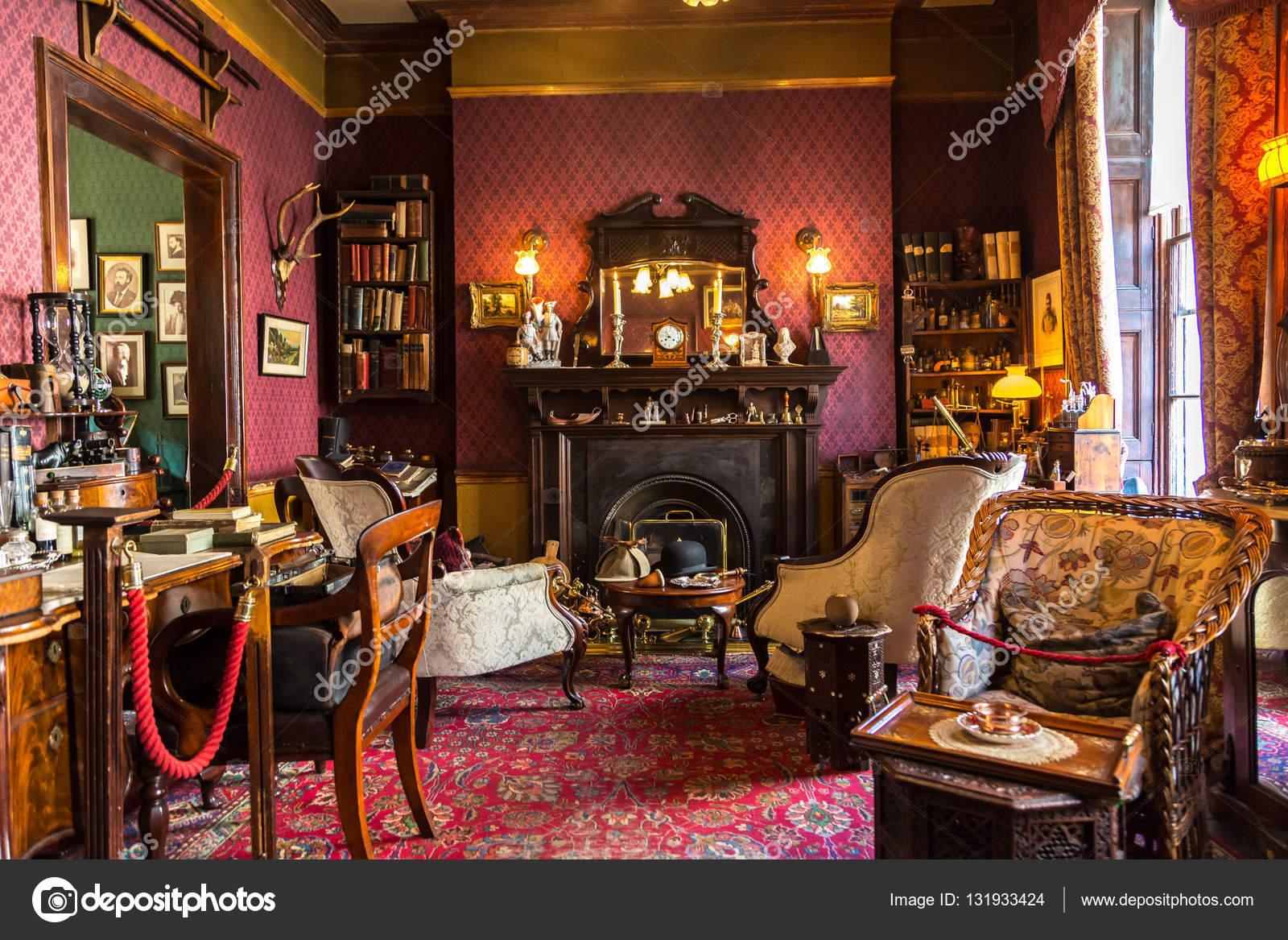Sherlock holmes museum londyn zdj cie stockowe - Casa de sherlock holmes ...