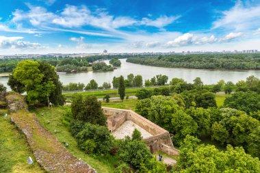 Belgrade fortress Kalemegdan