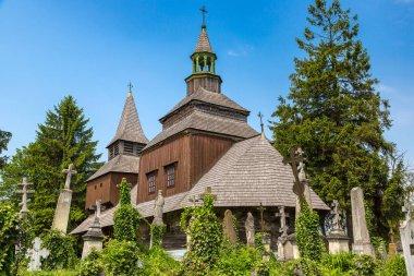 Wooden church in Ukraine