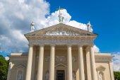 Katedrální bazilika ve městě Vilnius