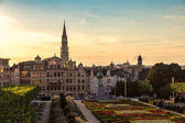 Photo Cityscape of Brussels at day