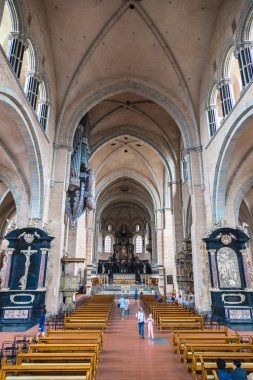 Interiour of cathedral in Trier