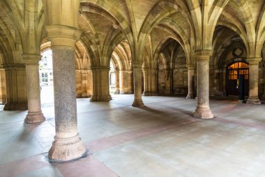 University of Glasgow Cloisters
