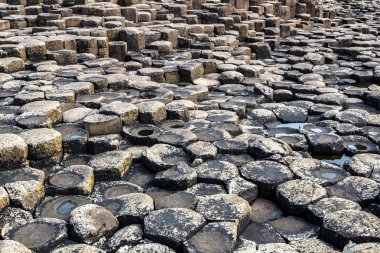famous Giant's Causeway
