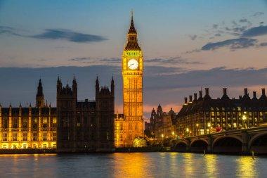 Big Ben, Parliament, Westminster bridge