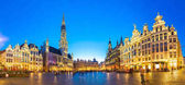 Photo The Grand Place in Brussels