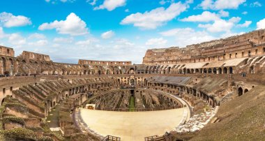 Legendary Coliseum in Rome