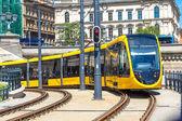 Fényképek Modern villamos Budapesten