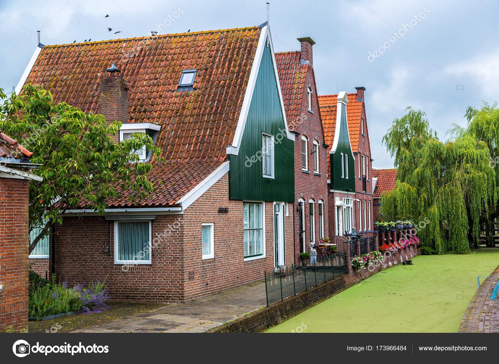 Häuser In Holland : traditionelle h user in holland stockfoto bloodua ~ Watch28wear.com Haus und Dekorationen