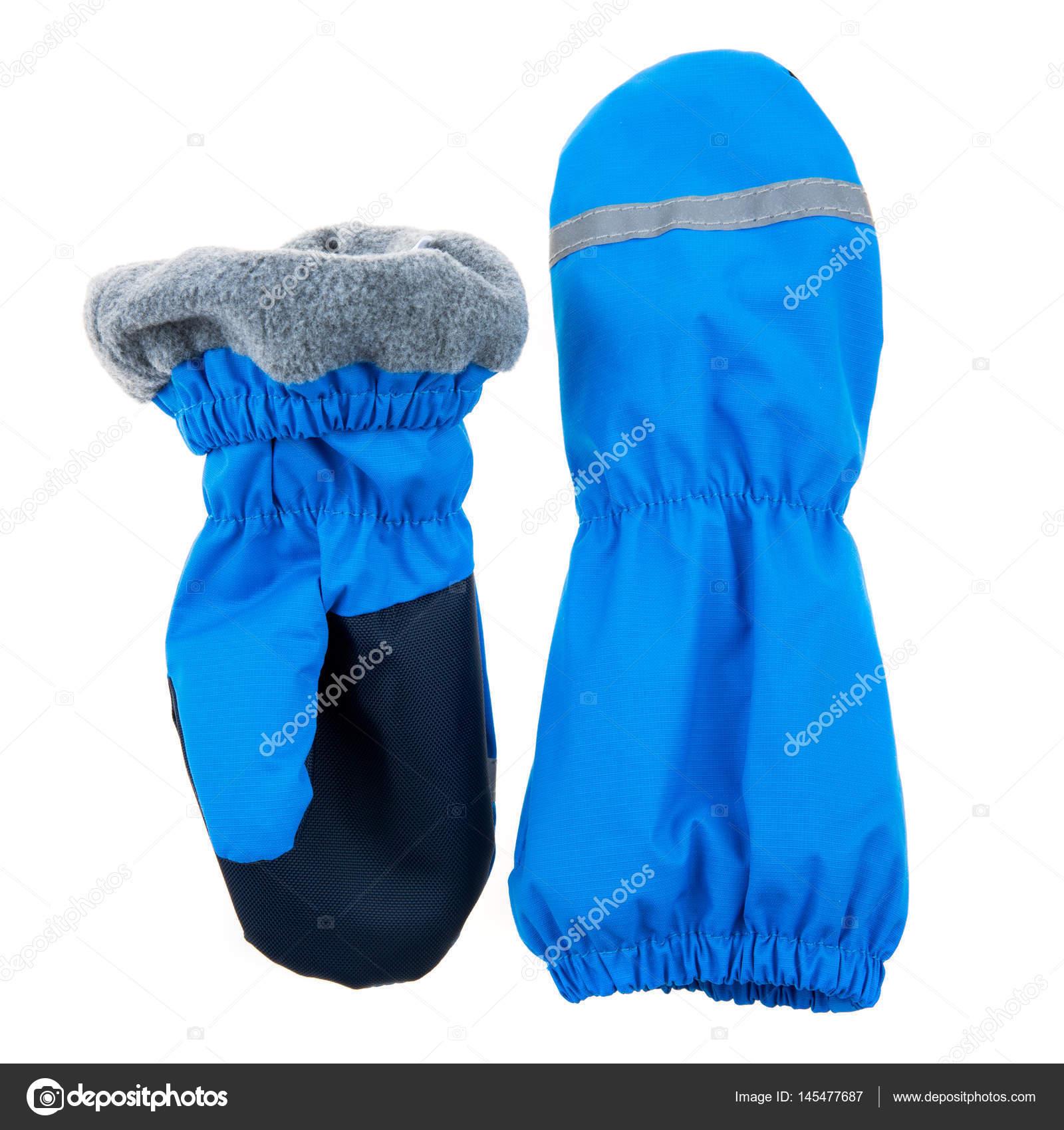 2c05d5f545647 Luvas de outono-inverno infantil — Stock Photo © cookelma  145477687