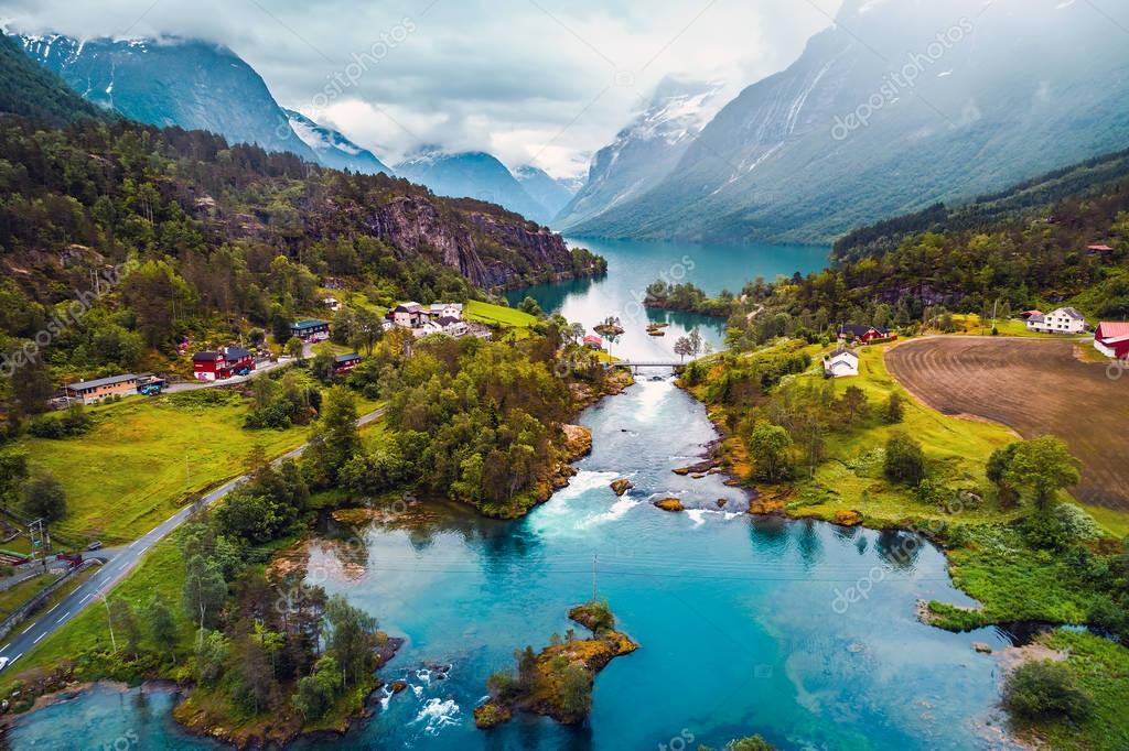 norway nature natural aerial landscape living fjords europe americans norwegian shutterstock before lake trip books read hidden expat taxes visit
