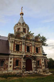 Fotografie Alte orthodoxe Kirche in Muromtsevo