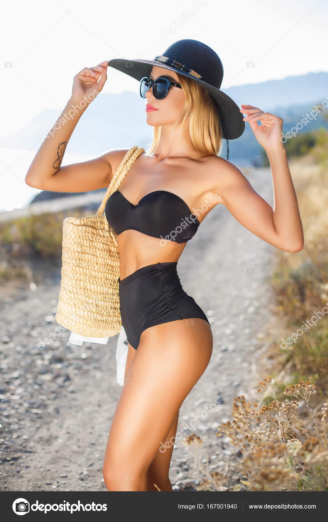 Bilder Von Schönen Frauen Am Strand