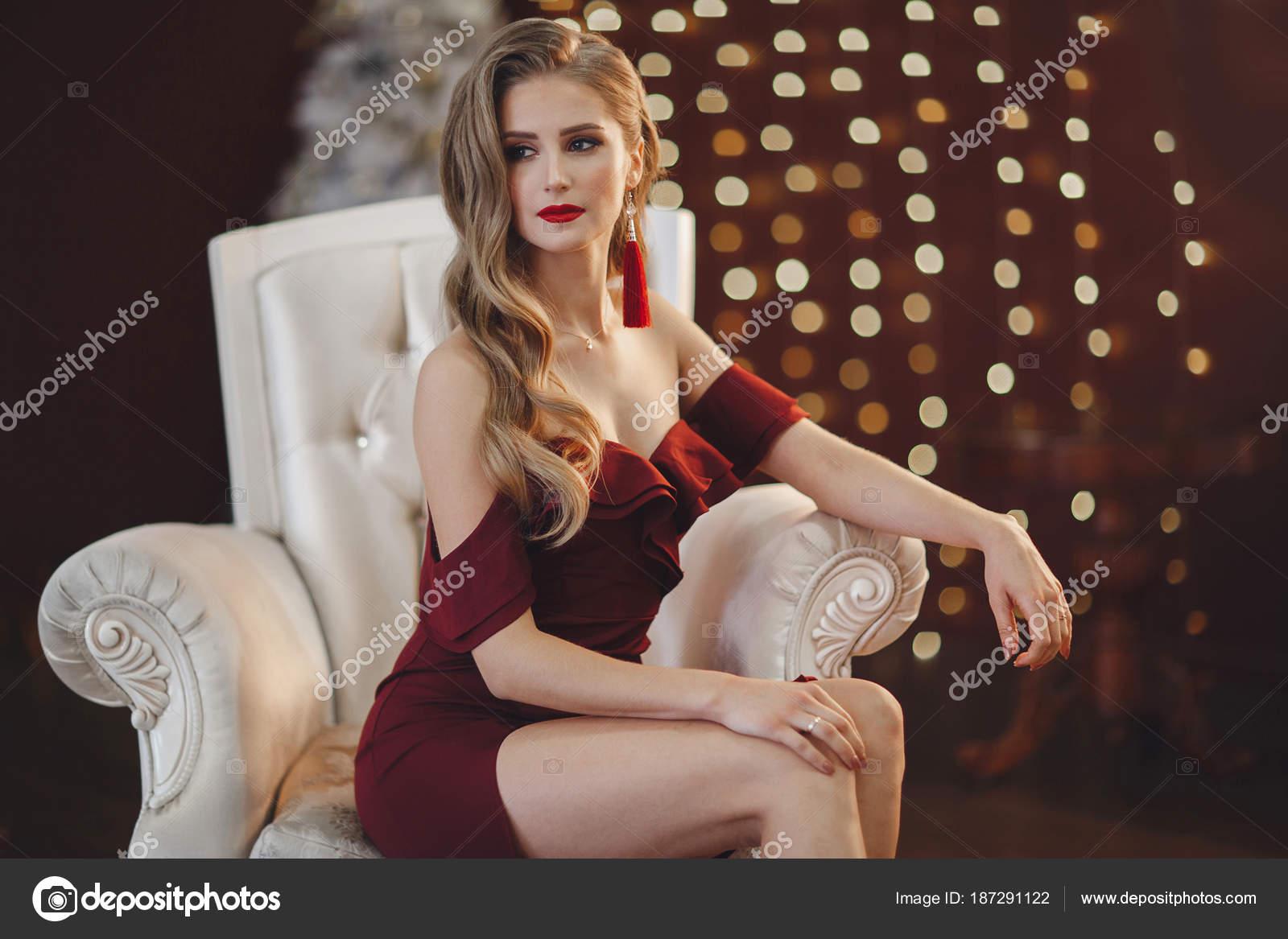 Сексуальная красота женщины