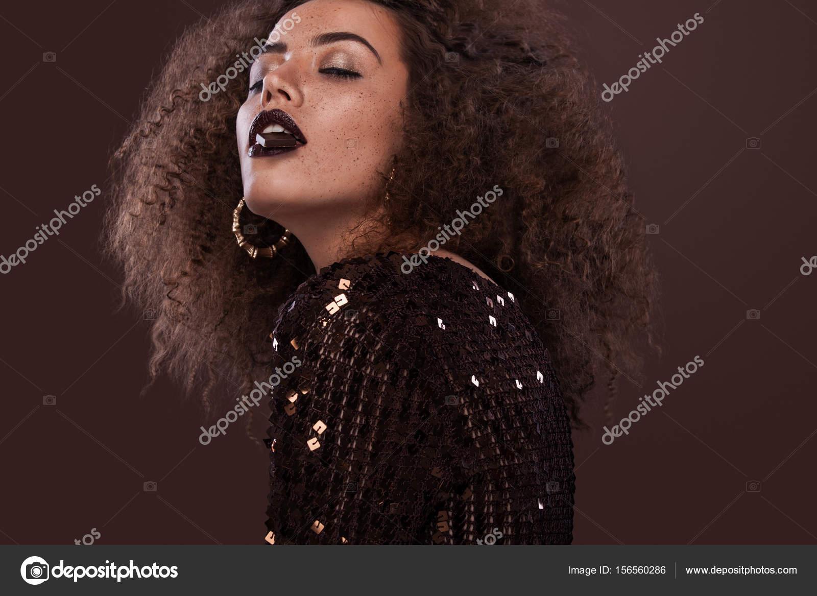 Bilder von afroamerikanischen Mädchen
