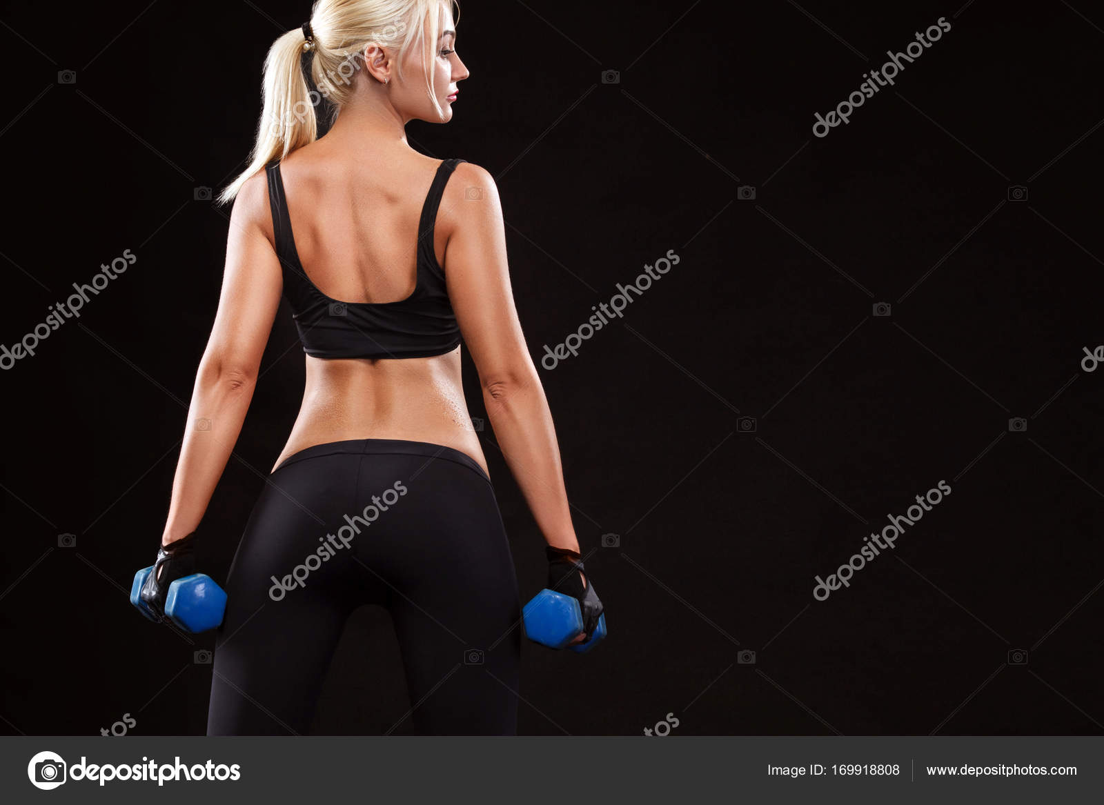 Imágenes Motivacion Gym Para Mujeres Deportiva Mujer