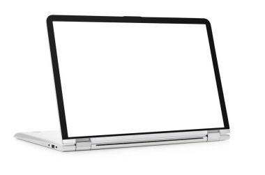 Convertible laptop computer