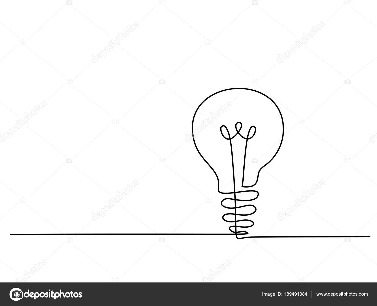 Elektrische Glühlampe — Stockvektor © Valenty #189491384