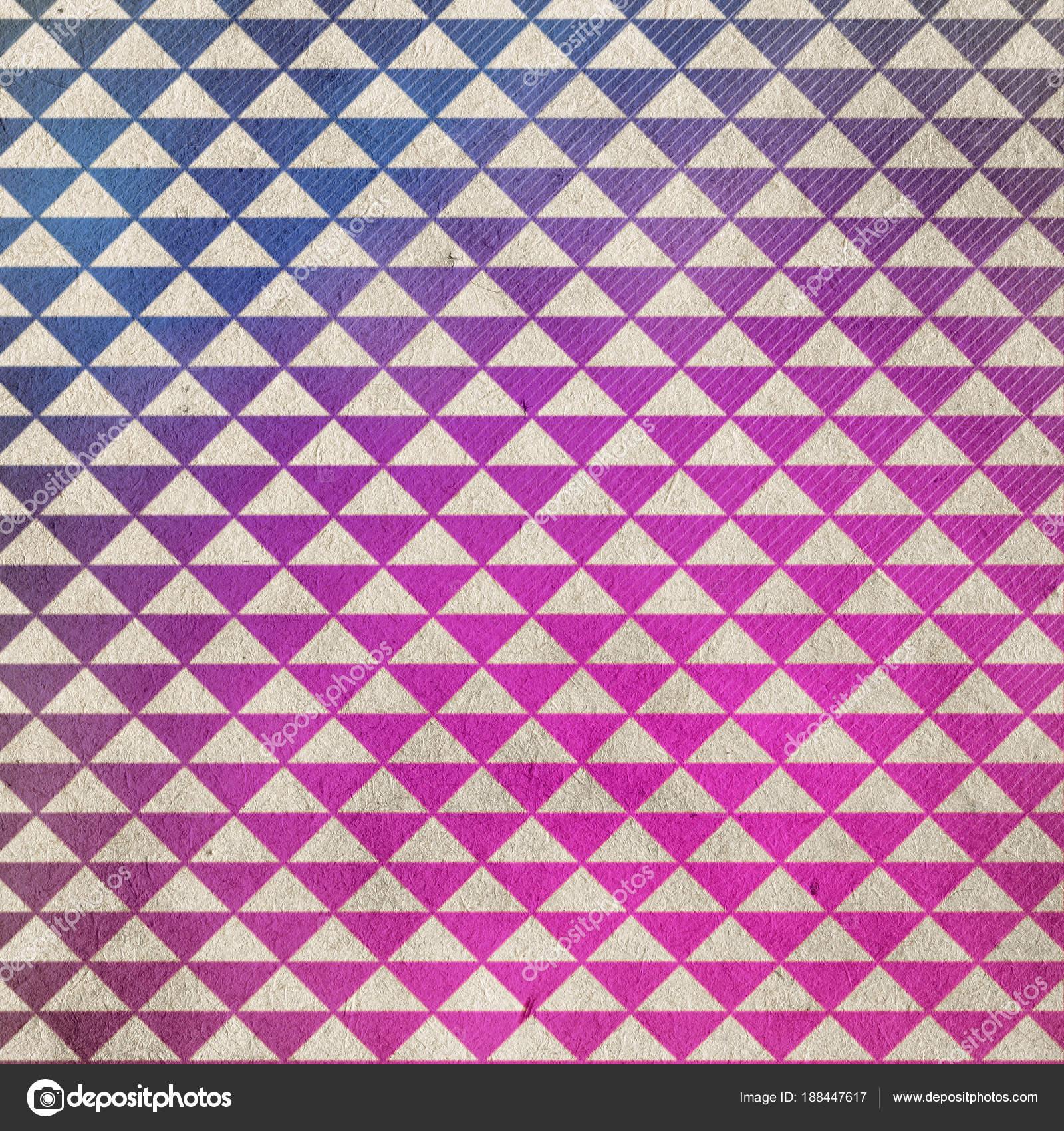 alte retro muster auf dem grunge papier rosa farben stockfoto - Bastelpapier Muster