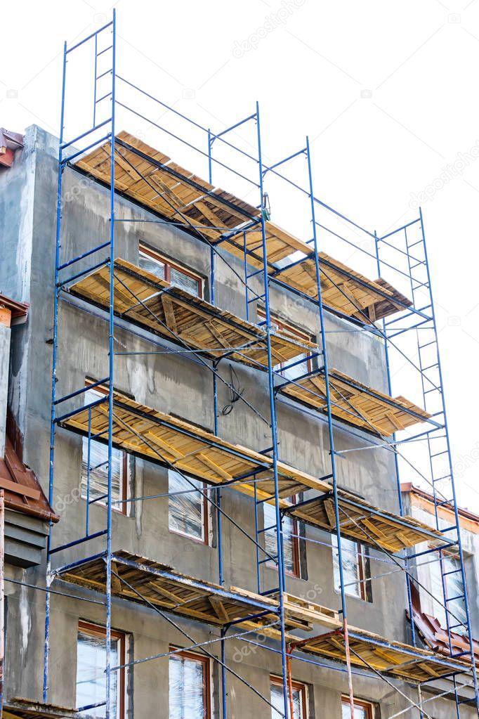 Sito in costruzione ponteggi piattaforme per il lavoro su for Costruzione di un pollaio su ruote