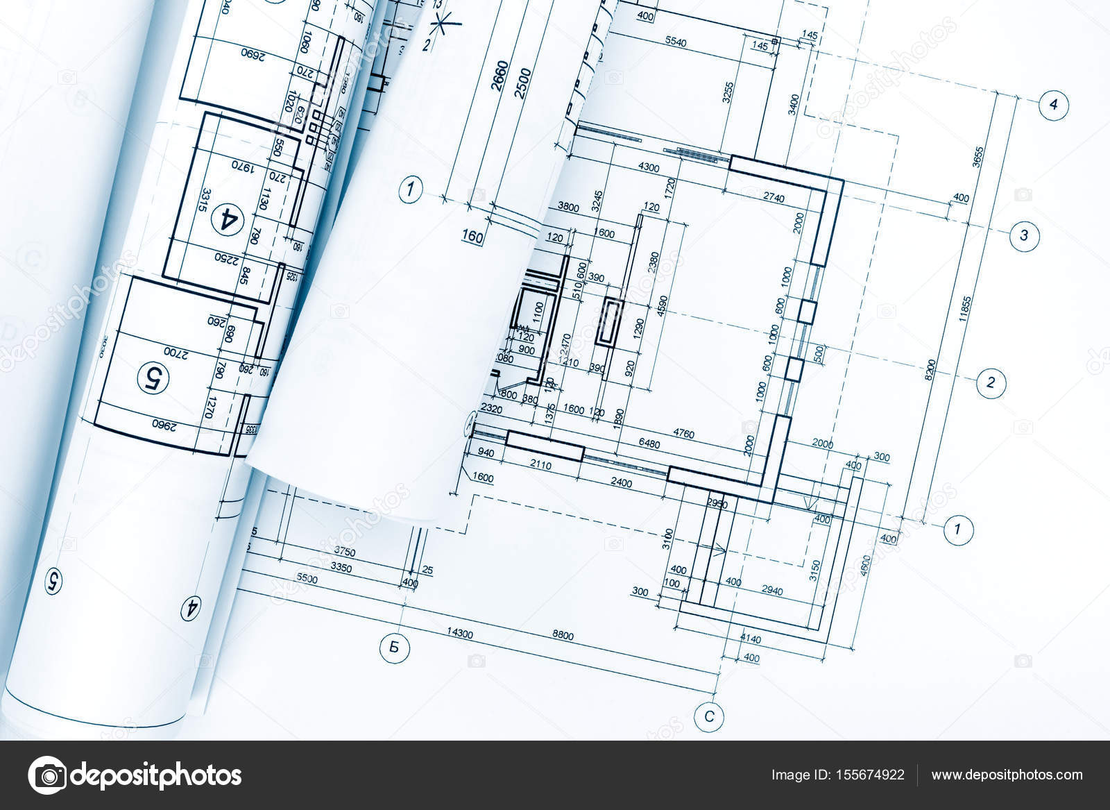 Rollos de planos arquitect nicos y dibujos t cnicos en el for Planos tecnicos arquitectonicos