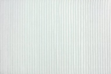 white corrugated striped cardboard surface texture