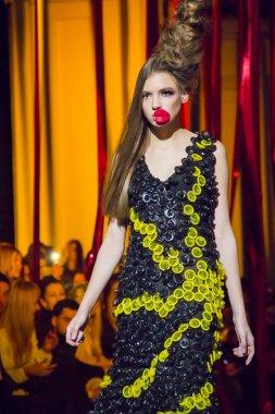 40th Ukrainian fashion week in Kyiv
