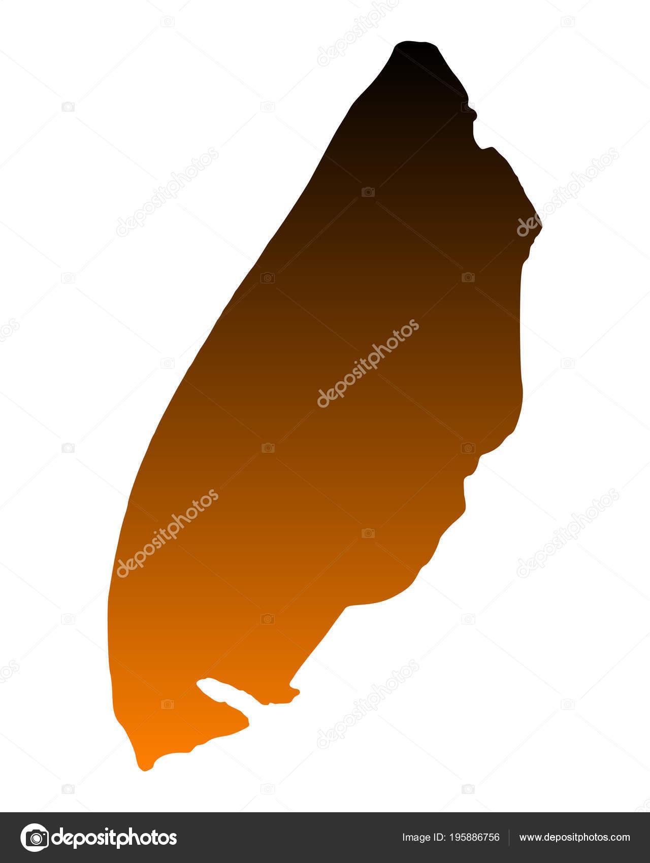 Karte Texel.Genaue Karte Von Texel Stockvektor Rbiedermann 195886756