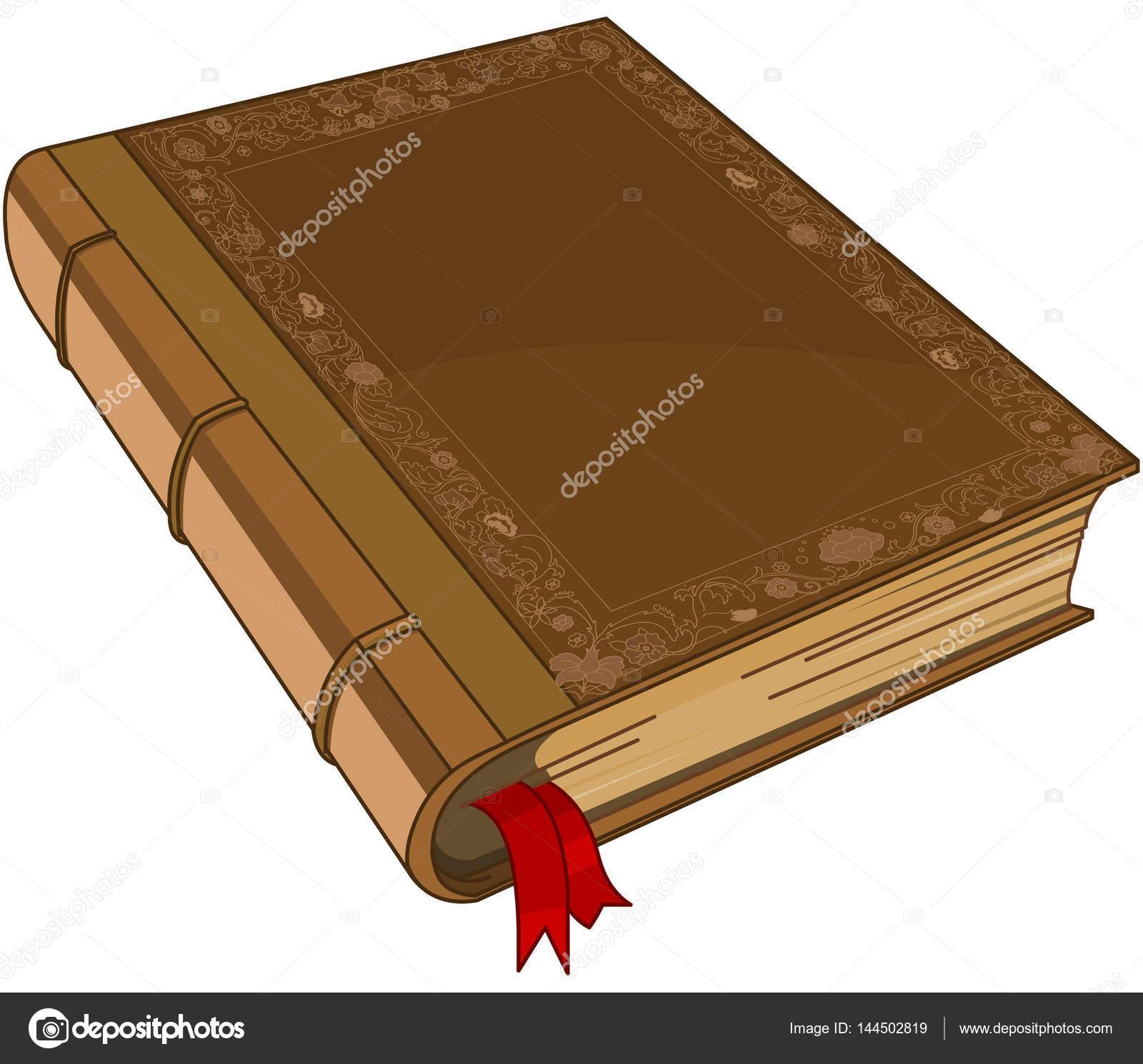 Book Cover Illustration Fee : Couverture du livre de contes fées — image vectorielle