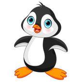 roztomilý baby tučňáka