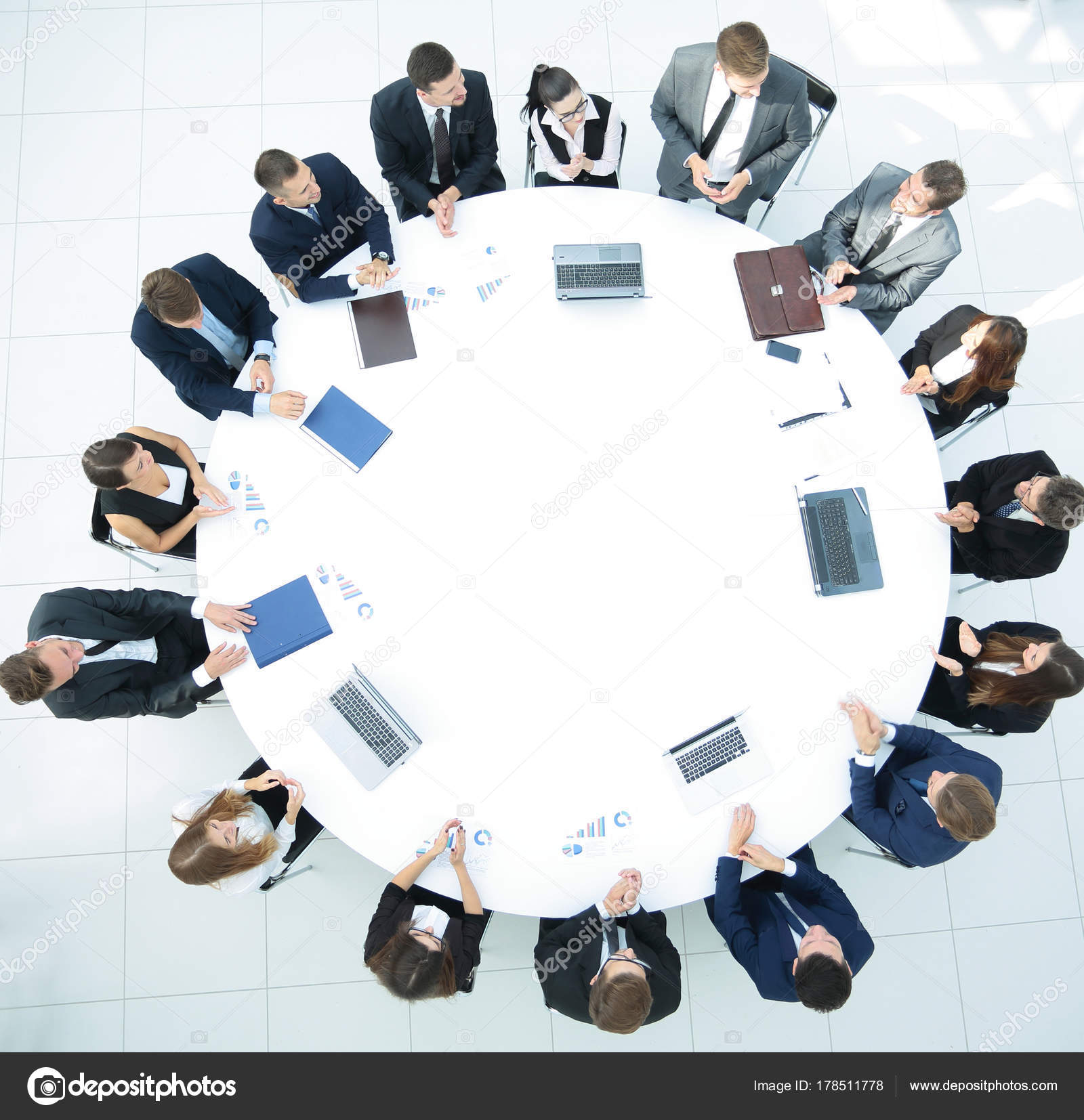 view from the top.meeting of shareholders of the company